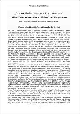 Kodex-Reformation