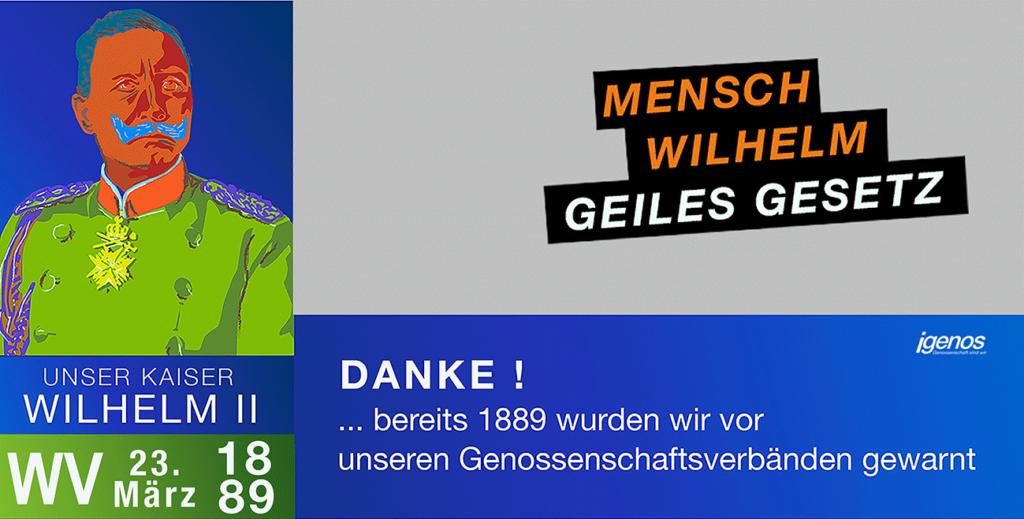 Mensch-Wilhelm-II-Geiles Gesetz