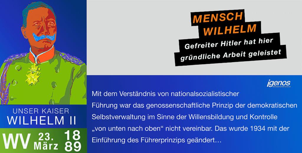 Wilhelm-II-Gefreiter Hitler